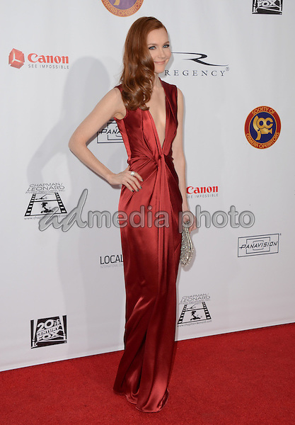 06 February  - Los Angeles, Ca - Darby Stanchfield. Arrivals for the Society of Camera Operators Lifetime Achievement Awards held at Paramount Theater at Paramount Studios. Photo Credit: Birdie Thompson/AdMedia