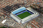 Goodison Park, Everton FC from the Air