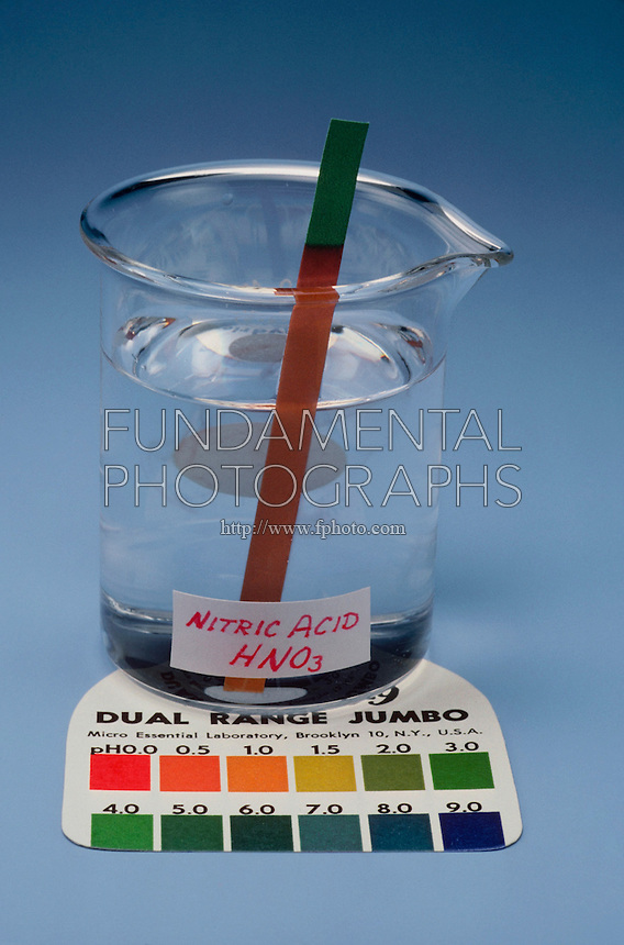 PH PAPER INDICATOR IN SOLUTIONS COMPARED (1 of 2)<br />