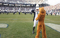 State College, PA - 11/26/2016:  #7 Penn State defeated Michigan State by a score of 45-12 to secure the Big Ten conference East Division championship on Senior Day, Saturday, November 26, 2016, at Beaver Stadium in State College, PA.<br /> <br /> Photos by Joe Rokita / JoeRokita.com