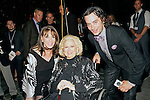 LOS ANGELES - JUN 8: Kate Linder, Barbara Cook, Constantine Maroulis at The Actors Fund's 18th Annual Tony Awards Viewing Party at the Taglyan Cultural Complex on June 8, 2014 in Los Angeles, California
