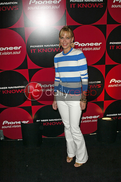 Molly Sims<br /> at the Pioneer Electronics Automotive Navigation Systems Launch Party, Montmartre Lounge, Hollywood, CA 04-21-05<br /> Jason Kirk/DailyCeleb.com 818-249-4998