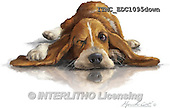Marcello, REALISTIC ANIMALS, REALISTISCHE TIERE, ANIMALES REALISTICOS, paintings+++++,ITMCEDC1095DOWN,#A# ,dogs,puppies