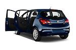 Car images of a 2015 Opel CORSA Enjoy 5 Door Hatchback Doors