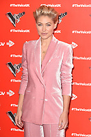 "Emma Willis<br /> at the launch photocall for the 2019 series of ""The Voice"" London<br /> <br /> ©Ash Knotek  D3468  03/01/2019"
