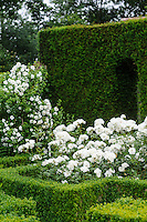 The White Garden at Sissinghurst