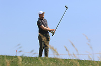 Eddie Pepperell (ENG) on the 10th tee during Round 2 of the Rocco Forte Sicilian Open 2018 on Friday 11th May 2018.<br /> Picture:  Thos Caffrey / www.golffile.ie<br /> <br /> All photo usage must carry mandatory copyright credit (&copy; Golffile | Thos Caffrey)