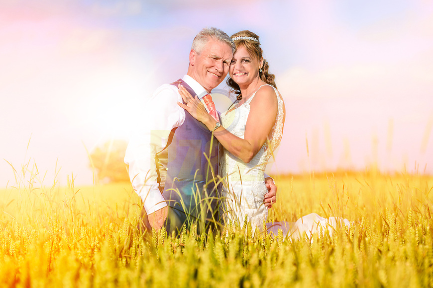 Affordable wedding photography from only £650
