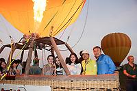 20171215 15 December Hot Air Balloon Cairns