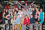 SURPRISE FIVE O: John O'Brien, Shanakill, Tralee got a big surprise when he arrived to Turner's bar, Tralee on Saturday to find his family and friends waiting there to celebrate his 50th birthday with him.