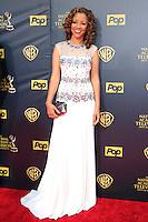 BURBANK - APR 26: Chrystee Pharris at the 42nd Daytime Emmy Awards Gala at Warner Bros. Studio on April 26, 2015 in Burbank, California