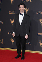 10 September  2017 - Los Angeles, California - Denis O'Hare. 2017 Creative Arts Emmys - Arrivals held at Microsoft Theatre L.A. Live in Los Angeles. <br /> CAP/ADM/BT<br /> &copy;BT/ADM/Capital Pictures