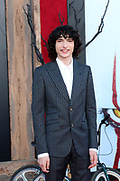 """LOS ANGELES - AUG 26:  Finn Wolfhard at the """"It Chapter Two"""" Premiere at the Village Theater on August 26, 2019 in Westwood, CA"""