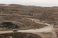 Diavik Diamonds mine in Northwest Territories, Canada