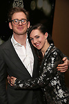 Lena Hall and guest attend 32nd Annual Lucille Lortel Awards at NYU Skirball Center on May 7, 2017 in New York City.