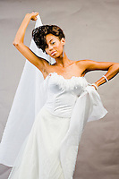 Constance Benson- American fashion model. Wardrobe provided by Monique Winley, Fashion stylist, owner of House of style - www.houseofstylebymonique.com.  Makeup and hair style was provided by Latonya Beckum, Makeup Artist and Hair Stylist.