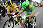 Stage 4 Saumur - Limoges