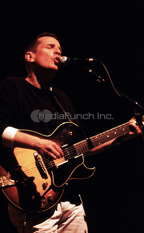 Alex Chilton of Big Star<br /> San Francisco, CA<br /> 2002<br /> &copy; Anthony Pidgeon / MediaPunch.