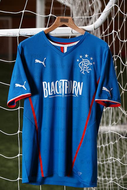 Rangers Puma home kit