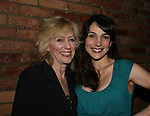 07-09-09 Annie Parisse & Judith Light