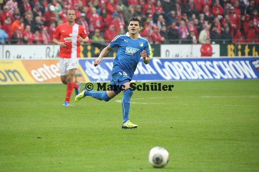 Tarik Elyounoussi (Hoffenheim) - 1. FSV Mainz 05 vs. TSG 1899 Hoffenheim, Coface Arena, 8. Spieltag