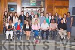 END OF TERM: The students of the 3rd year Social Care class of IT Tralee having a great celebrating at their end of course party at the Abbey Inn, Tralee on Thursday...