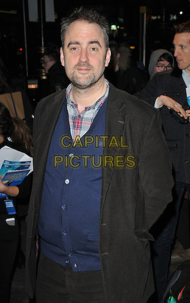 Jeremy Herrin attends the &quot;People, Places and Things&quot; VIP opening night, Wyndham's Theatre, Charing Cross Road, London, UK, on Wednesday 23 March 2016.<br /> CAP/CAN<br /> &copy;Can Nguyen/Capital Pictures