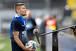Matchwinner Andrej Kramaric (TSG 1899 Hoffenheim, #27); 1. Fussball-Bundesliga; Borussia Dortmund - TSG Hoffenheim am 27.06.2020 im Signal-Iduna-Park in Dormund (Nordrhein-Westfalen). <br /> <br /> FOTO: BEAUTIFUL SPORTS/WUNDERL/POOL/PIX-Sportfotos<br /> <br /> DFL REGULATIONS PROHIBIT ANY USE OF PHOTOGRAPHS AS IMAGE SEQUENCES AND/OR QUASI-VIDEO. <br /> <br /> EDITORIAL USE OLNY.<br /> National and<br /> international NewsAgencies OUT.<br /> <br /> <br /> <br /> Foto © PIX-Sportfotos *** Foto ist honorarpflichtig! *** Auf Anfrage in hoeherer Qualitaet/Aufloesung. Belegexemplar erbeten. Veroeffentlichung ausschliesslich fuer journalistisch-publizistische Zwecke. For editorial use only. DFL regulations prohibit any use of photographs as image sequences and/or quasi-video.