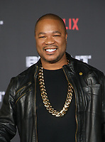 WESTWOOD, CA - DECEMBER 13: Xzibit, at Premiere Of Netflix's 'Bright' at The Regency Village Theatre, In Hollywood, California on December 13, 2017. Credit: Faye Sadou/MediaPunch /NortePhoto.com NORTEPHOTOMEXICO