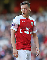 Mesut Ozil of Arsenal <br /> Londra 29-09-2018 Premier League <br /> Arsenal - Watford <br /> Foto PHC Images / Panoramic / Insidefoto <br /> ITALY ONLY