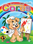 Alfredo, CUTE ANIMALS, books, paintings, BRTOLP19996,#AC# Kinderbücher, niños, libros, illustrations, pinturas
