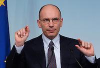 20131227 ROMA-POLITICA: CONSIGLIO DEI MINISTRI