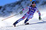 24/10/2015, Soelden - FIS Alpine Ski World Cup <br /> Estelle Alphand in action on October 24, 2015 in Soelden, Austria. <br /> &copy; Pierre Teyssot