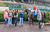Peter's Valentine winning at Delaware Park on 10/8/16