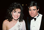 Cynthia Sikes and Treat Williams pictured in New York City in 1985.
