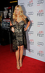 "HOLLYWOOD, CA. - November 04: Jennifer Coolidge arrives at the AFI Fest Screening Of ""Bad Lieutenant: Port Of Call New Orleans"" Grauman's Chinese Theatre on November 4, 2009 in Hollywood, California."