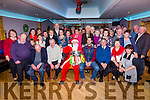 Great support for the Iveragh Mental Health Christmas Party in the Ring of Kerry Hotel on Sunday night with Santa & Bryan Sheehan who brought along the Bishop Moynihan Cup.