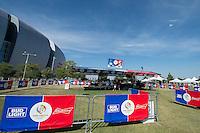 Photo before the match Ecuador vs Peru, Corresponding Group -B- America Cup Centenary 2016, at Univesity of Phoenix Stadium,<br /> <br /> Foto previo al partido Ecuador vs Peru, Correspondiante al Grupo -B-  de la Copa America Centenario USA 2016 en el Estadio de la Universidad de Phenix, en la foto: Sponsors Bud Light<br /> <br /> <br /> 0806/2016/MEXSPORT/Osvaldo Aguilar.