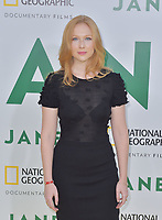 HOLLWOOD, CA - October 09: Molly Quinn, At Premiere Of National Geographic Documentary Films' 'Jane' At On the Hollywood Bowl In California on October 09, 2017. <br /> CAP/MPIFS<br /> &copy;MPIFS/Capital Pictures