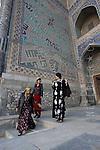 Uzbekistan Selection