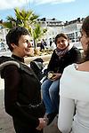20080110 - France - Aquitaine - Pau<br /> PORTRAITS DE MARTINE LIGNIERES-CASSOU, CANDIDATE PS AUX ELECTIONS MUNICIPALES DE PAU EN 2008.<br /> Ref : MARTINE_LIGNIERES-CASSOU_025.jpg - © Philippe Noisette.