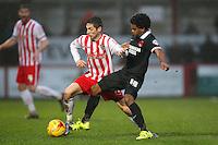 Stevenage vs Leyton Orient 02-01-16