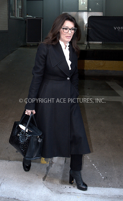 WWW.ACEPIXS.COM<br /> <br /> December 13 2016, New York City<br /> <br /> TV reality star Lisa Vanderpump made an appearance at AOL Build on January 13 2016 in New York City<br /> <br /> By Line: Curtis Means/ACE Pictures<br /> <br /> <br /> ACE Pictures, Inc.<br /> tel: 646 769 0430<br /> Email: info@acepixs.com<br /> www.acepixs.com
