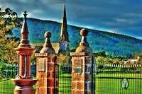Aboyne Green is the epicentre of the village. The Green is the site of the world famous Aboyne Highland Games on Royal Deeside.<br />