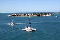 KEY WEST - FLORIDA - USA -11- 0-2013 .Key West , Florida , USA .Estación Balnearea .Key West, Florida, USA. Balnearea Station...( Photo / VizzorImage / Felipe Caicedo / Staff).