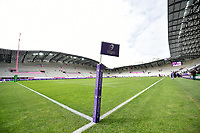 A general view of the Stade Jean-Bouin prior to the match. European Rugby Challenge Cup Semi Final, between Stade Francais and Bath Rugby on April 23, 2017 at the Stade Jean-Bouin in Paris, France. Photo by: Patrick Khachfe / Onside Images