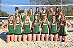 Tulane Beach Volleyball 2016