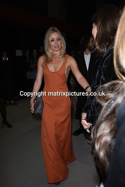 NON EXCLUSIVE PICTURE: MATRIXPICTURES.CO.UK<br /> PLEASE CREDIT ALL USES<br /> <br /> WORLD RIGHTS<br /> <br /> English actress Annabelle Wallis attending the Louis Vuitton Series 3 Exhibition launch party, in London. <br /> <br /> SEPTEMBER 20th 2015<br /> <br /> REF: SLI 152927