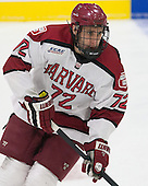Phil Zielonka (Harvard - 72) - The Harvard University Crimson tied the visiting Dartmouth College Big Green 3-3 in both team's first game of the season on Saturday, November 1, 2014, at Bright-Landry Hockey Center in Cambridge, Massachusetts.