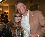 Maggie and Shawn Mahan during the Nevada Humane Society's 3rd  annual Heels & Hounds event at the Atlantis Resort and Spa in Reno on April 9, 2017.